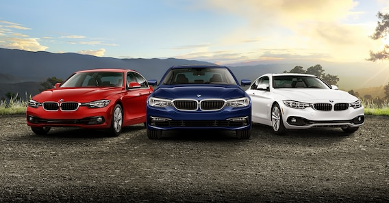 BMW Lease Return | The BMW Store