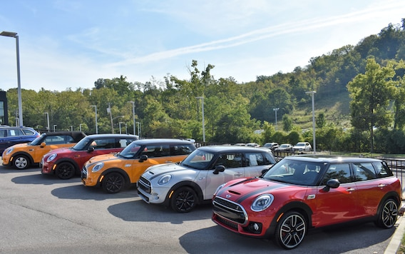 BMW Mini Cooper >> Used And Certified Pre Owned Mini Coopers For Sale The Bmw
