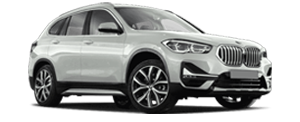New BMW X1 xDrive28 and sDrive28i Trim Details | The BMW Store in Cincinnati, OH
