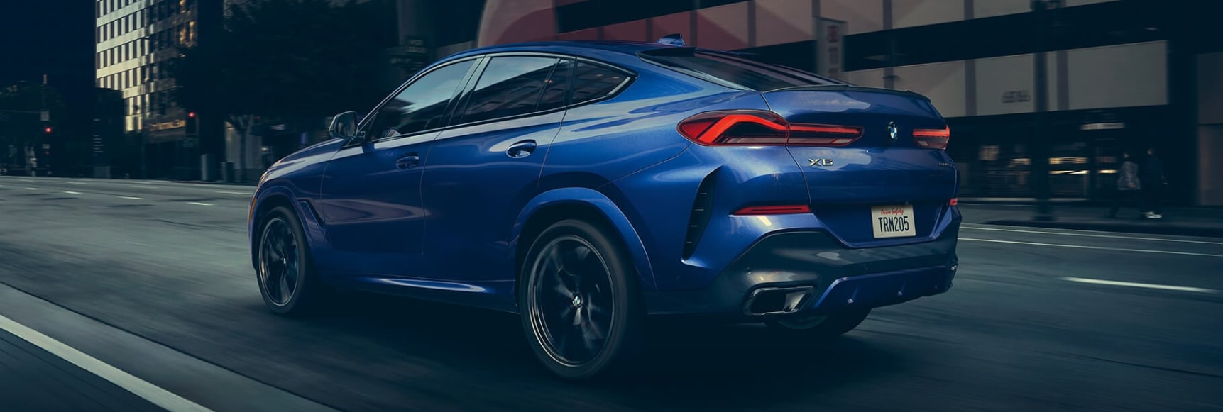 New BMW X6 Sports Activity Coupe® Model Information | The BMW Store in Cincinnati
