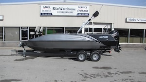 2018 Lowe Boats SD224 -