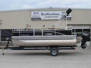 2018 Lowe Boats UF162