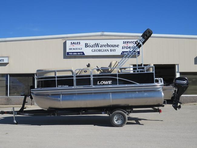 2018 Lowe Boats UC160