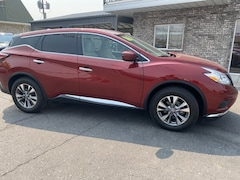 Used 2016 Nissan Murano SV SUV For Sale in Twin Falls, ID