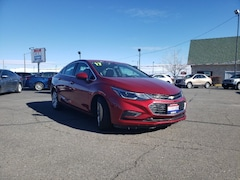 Used Cars  2017 Chevrolet Cruze Premier Auto Sedan 1G1BF5SM8H7141754 C4615 For Sale in Twin Falls ID