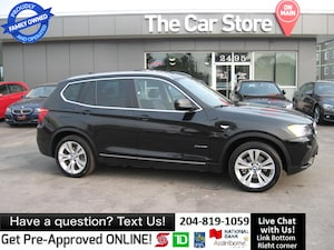 2014 BMW X3 xDrive35i NAVI TECH leather BACK CAMERA
