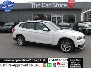 2015 BMW X1 xDrive28i - SUNROOF leather htd BLUETOOTH 1owner