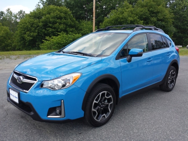 New 2016 Subaru Crosstrek 2.0i Limited w/ Moonroof+Nav+Keyless Access+EyeSig SUV near Boston
