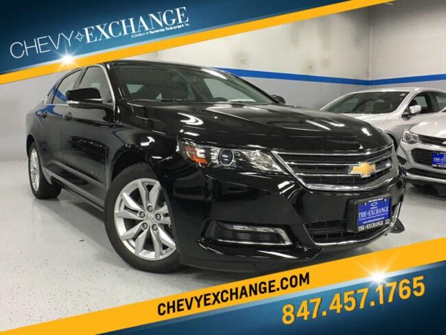 2018 Chevrolet Impala LT w/1LT Sedan For Sale in lake Bluff, IL