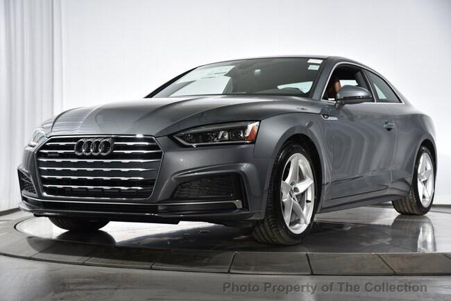 New 2019 Audi A5 2.0T Premium Coupe for sale in Miami