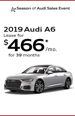 Lease the 2019 Audi A6