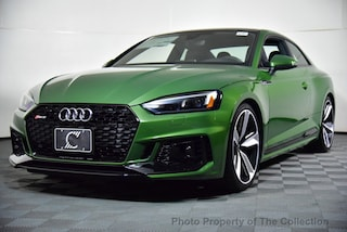 New 2018 Audi RS 5 2.9T Coupe for sale in Miami | Serving Miami Area & Coral Gables