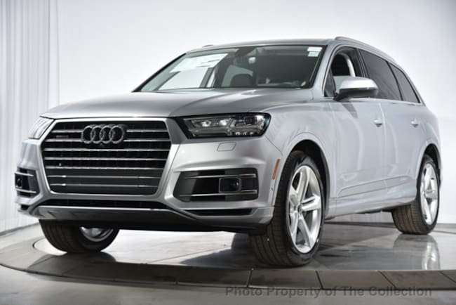 2019 Audi Q7 For Sale Or Lease Coral Gables Serving Miami