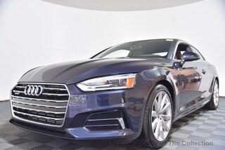 Used 2018 Audi A5 2.0T Premium Coupe for sale in Miami