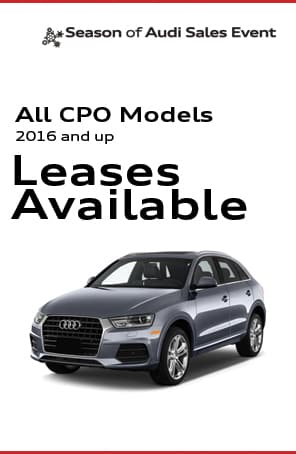CPO Lease Offers Available