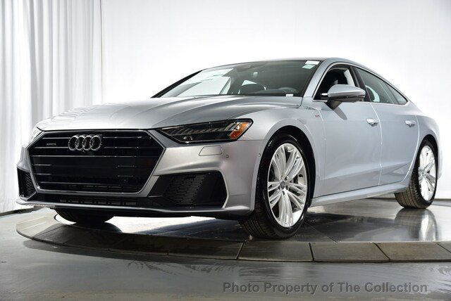 New 2019 Audi A7 3.0T Premium Plus Hatchback for sale near Miami