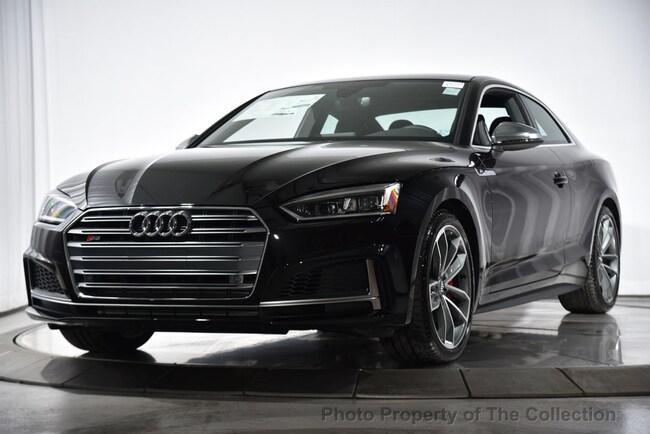 New 2019 Audi S5 3.0T Premium Plus Coupe for sale in Miami