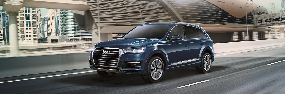 New Audi Q SUV In Miami THE COLLECTION Audi - Audi miami