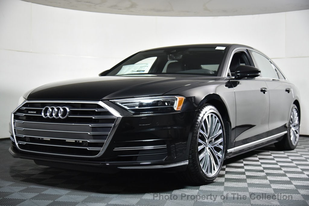 2019 Audi A8 For Sale Or Lease Coral Gables Serving Miami Stock 304281