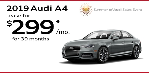 Audi Q5 Lease >> New Audi Vehicle Lease Specials Special Offers On New A3 A4 Q5