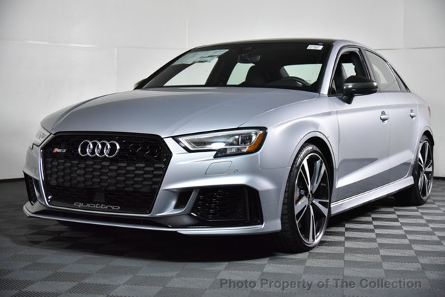 2018 Audi RS 3 2.5T Sedan   Miami