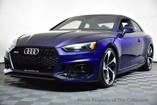 New 2018 Audi RS 5 2.9T Coupe for sale in Miami   Serving Miami Area & Coral Gables