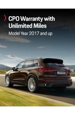 Unlimited Mileage Warranty