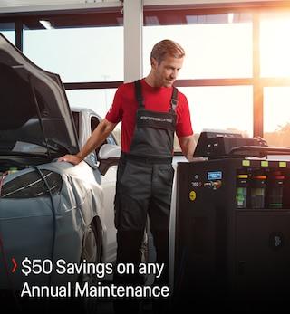 $50 Savings on Any Annual Maintenance