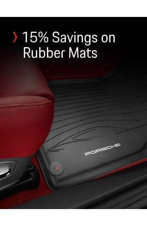 15% off all Rubber Mats