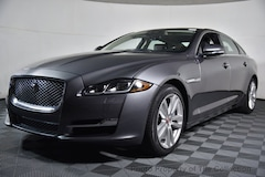 2018 Jaguar XJ Portfolio All-Wheel Drive Sedan