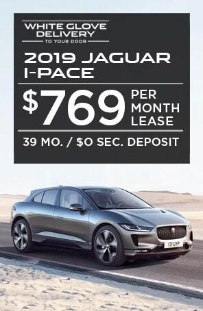 Lease the 2019 Jaguar I-PACE