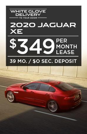 Lease the Jaguar XE