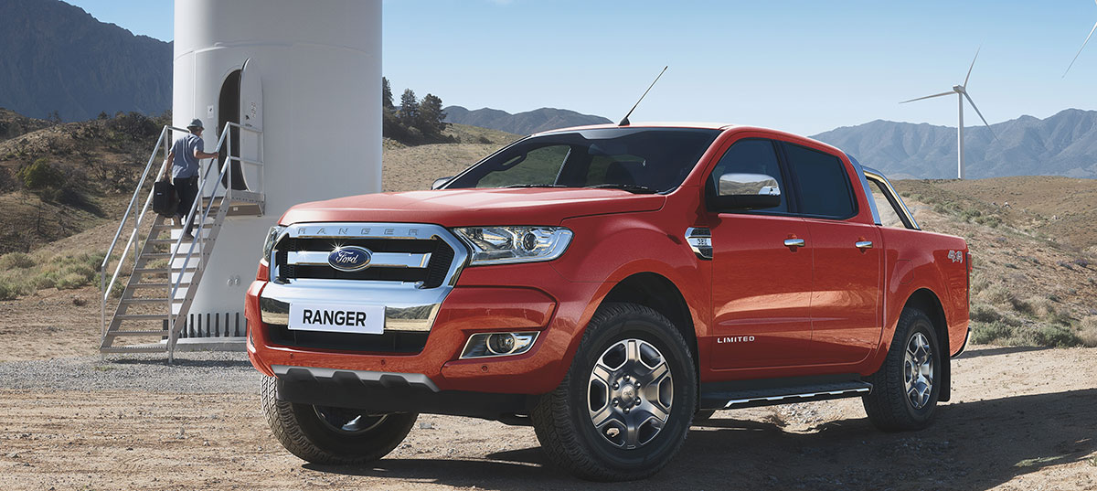 2019 Ford Ranger | The Frederick Motor Company