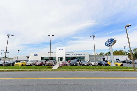 Used Car Dealerships In Frederick Md >> The Frederick Motor Company New Dealership In