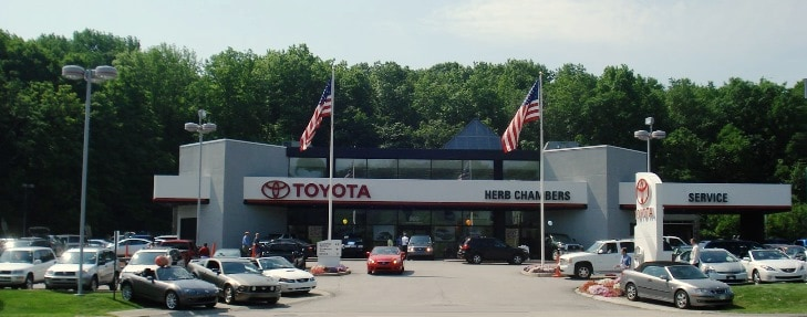 Wonderful Your Privacy Is Important To Us. Herb Chambers Toyota Of Auburn ...