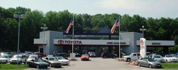 Herb Chambers Auburn >> About Herb Chambers Toyota Of Auburn In Auburn Ma