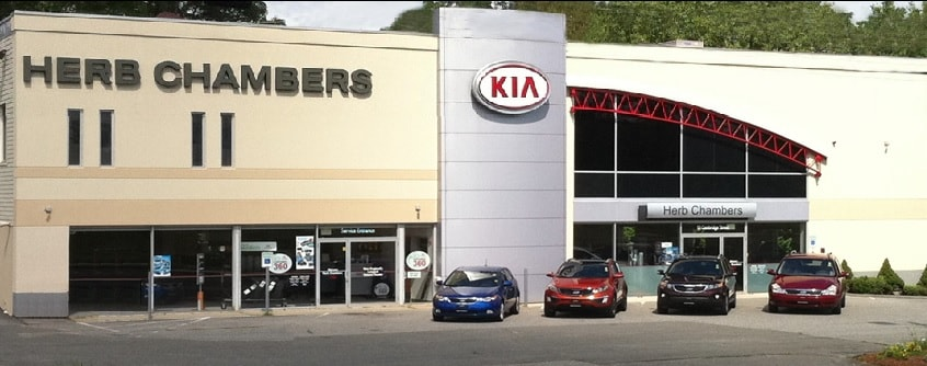 About Herb Chambers Kia Of Burlington New Used Car Dealership