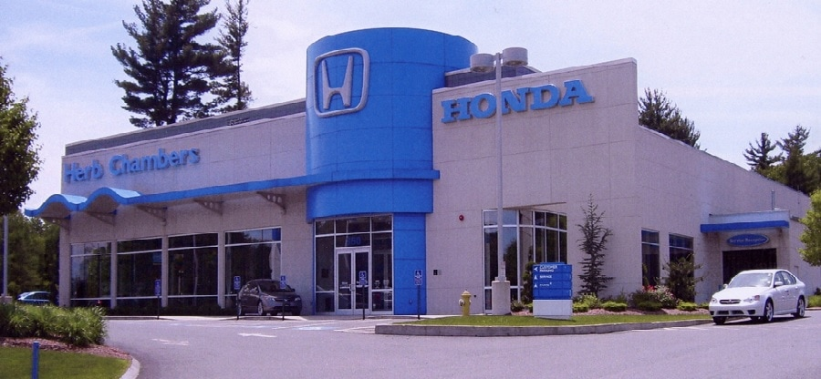 About Herb Chambers Honda Of Westborough
