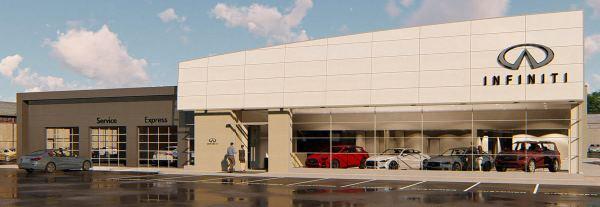 New INFINITI dealership