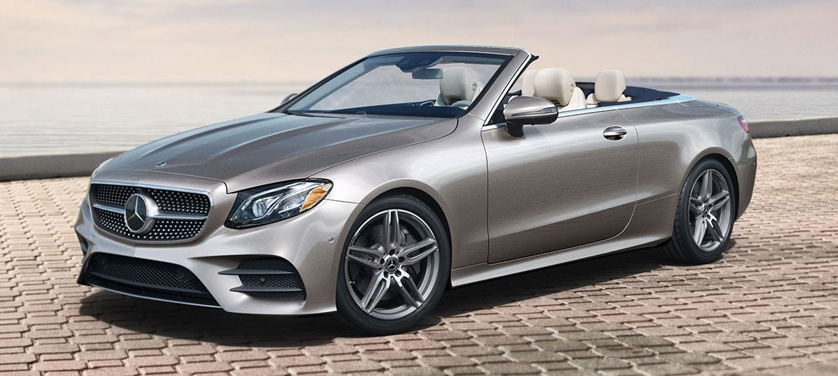 Superb 2018 Mercedes Benz E Class
