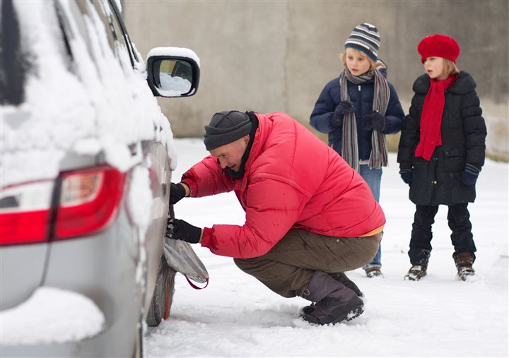 These steps will help you stay safe in winter weather