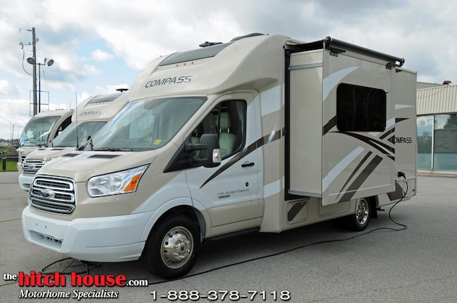 New 2018 Thor Motor Coach Compass For Sale In Ontario