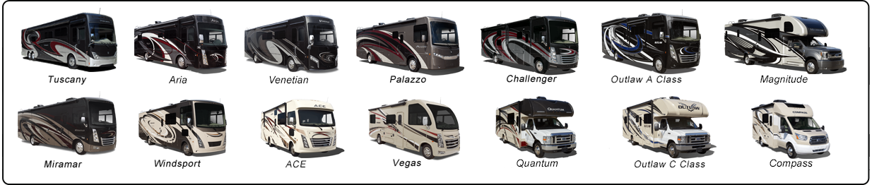 Thor RVs in Ontario | RVs for sale near Toronto | THE HITCH HOUSE