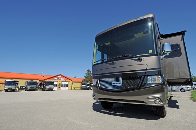 About our RV & Motorhome Dealership in Ontario | Barrie