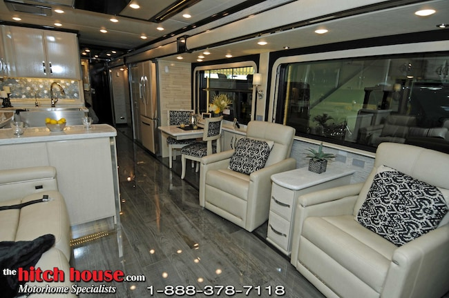New 2019 Newmar King Aire For Sale In Ontario The Hitch