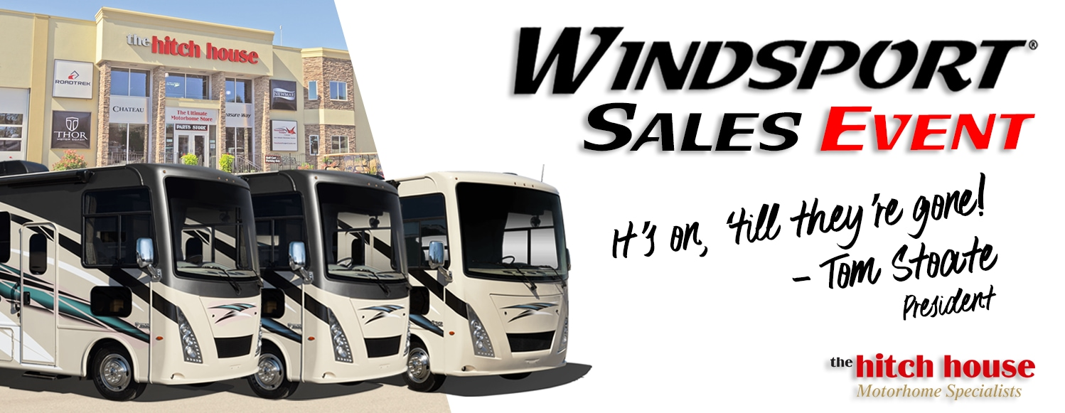 The Hitch House: Ontario's #1 RV & Motorhome Dealer Near Toronto