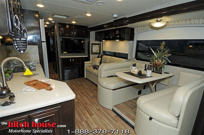 New 2018 Thor Motor Coach Miramar For Sale In Ontario