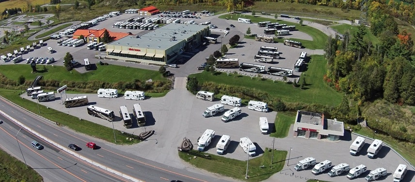 About Our Rv Amp Motorhome Dealership In Ontario Barrie