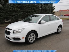Used 2016 Chevrolet Cruze Limited 1LT Auto Sedan For Sale in Youngstown, OH