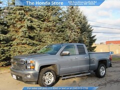 Used 2015 Chevrolet Silverado 1500 LT Truck Double Cab For Sale in Youngstown, OH